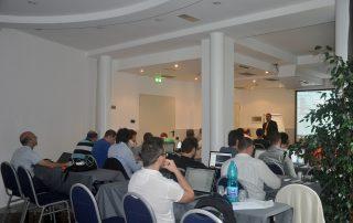 Primo corso SWIFT svoltosi a MILANO nel 2014